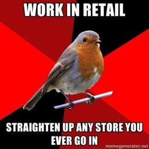 retail bird