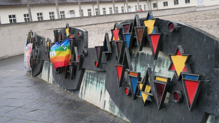 art and flags
