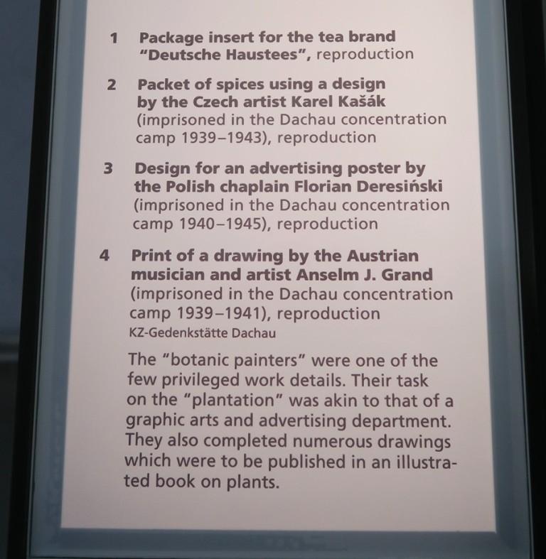 artist info