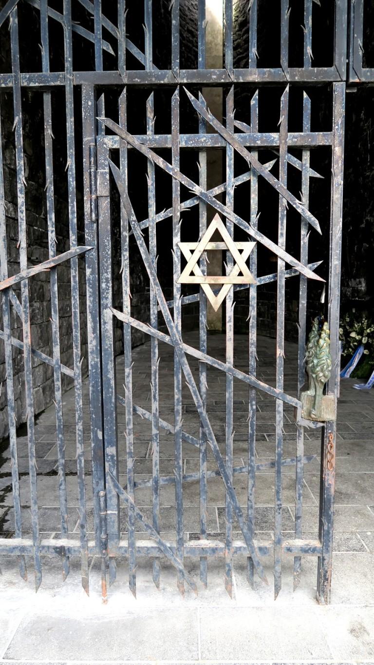 jewish gate