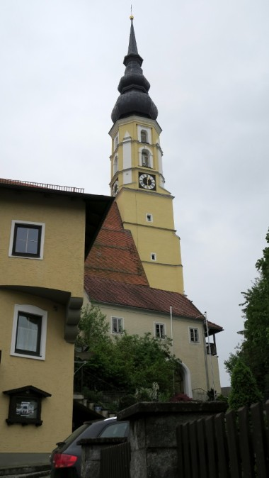 Church Maria Himmelfahrt, or Assumption of Mary.