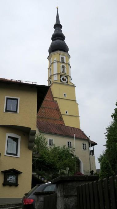 Church Maria Himmelfahrt, or Assumption of Mary.