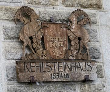 kehlsteinhaus sign