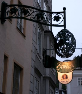 The Zwettler's sign